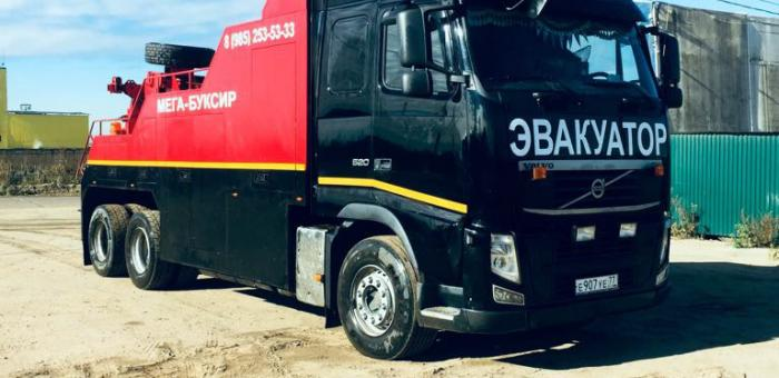 Постройка грузового эвакуатора Кеша-2